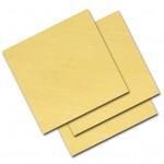 "22g - 0.028"" - Engraving Brass Sheet CZ120"