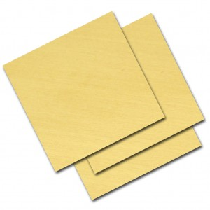 Engraving Brass Sheet - CZ120