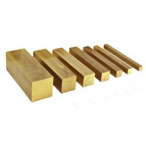 brass square