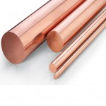 Copper Bar 1""