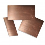 Copper Sheet 22g - 0.028""