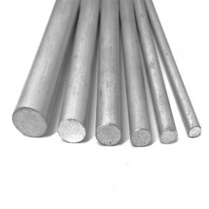 Silver Steel Round