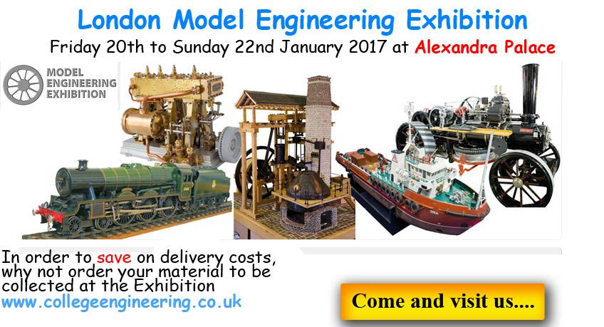 Exhibition banner London